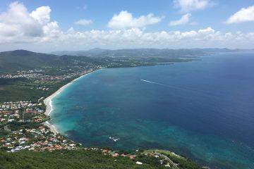 La basse saison en Martinique