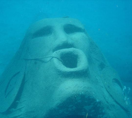 Sculpture Manman D'lo
