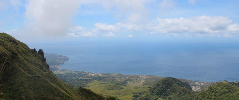 Point de vue Montagne Pelée